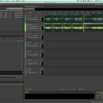 Adobe Audition Session
